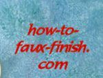 Faux Finish Logo